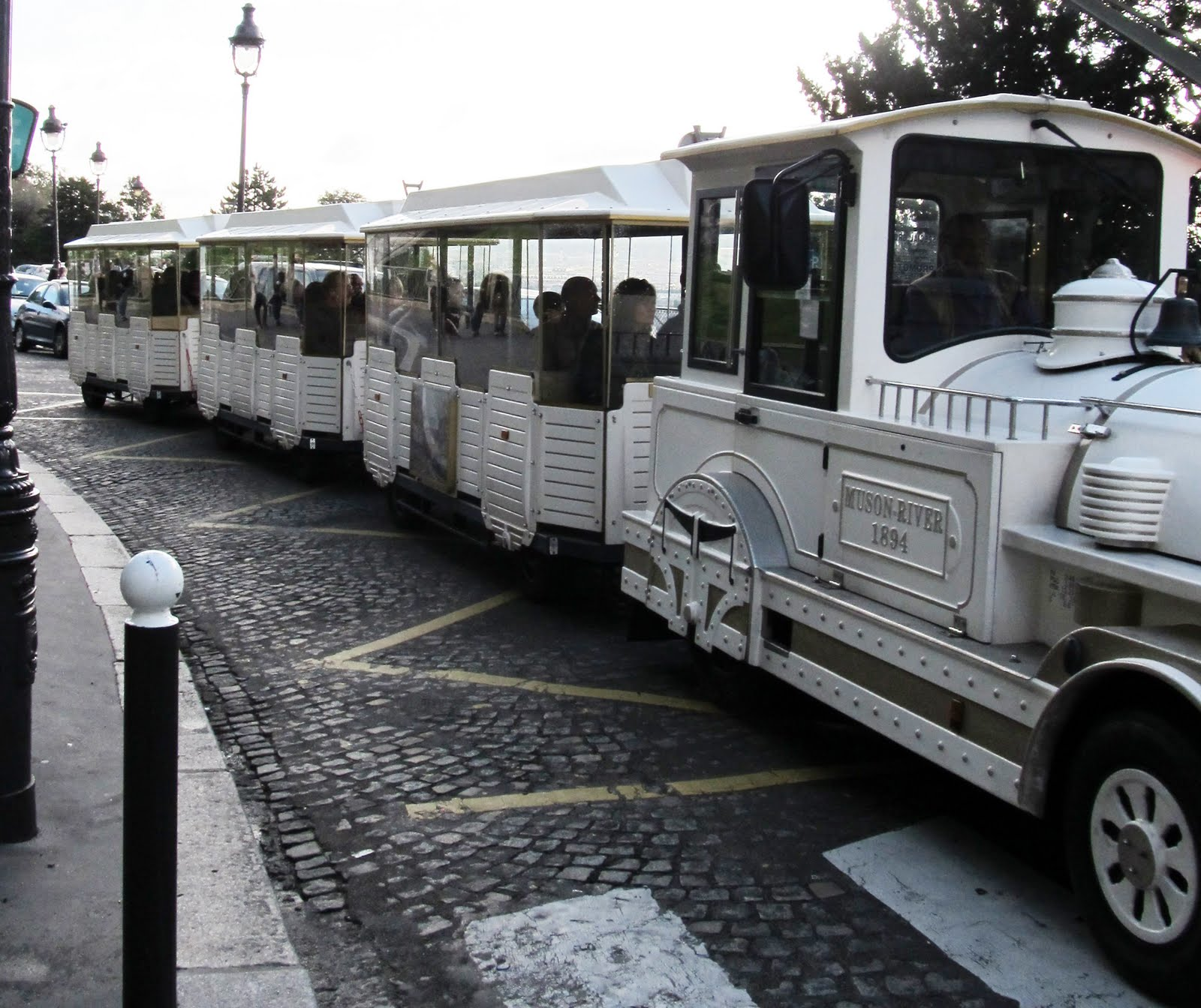 Le Train de Montmartre