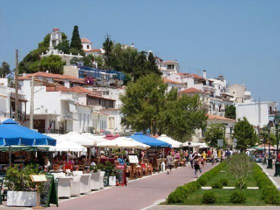 Vacanță In Grecia O Părticică De Rai Insula Skiathos Vacante