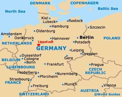 Vacanță In Germania Lippstadt Farmecul Unui Orășel Nemțesc