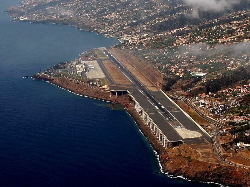 Madeira Airport, Funchal