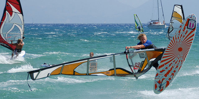 Windsurfing-Lessons