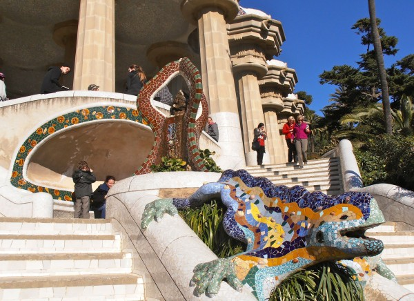 Parcul Guell 2