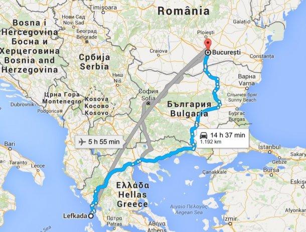 Vacanță In Grecia Insula Lefkada Ghid Complet Pentru Un Sejur