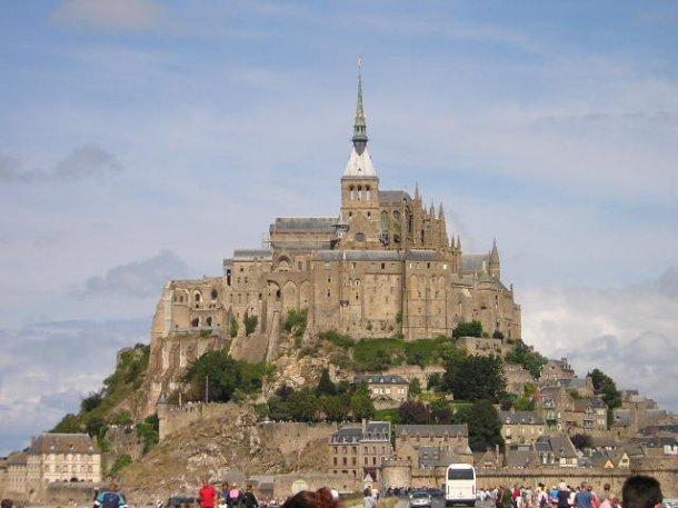 Splendori Din Bretania Si Normandia Saint Malo Si Mont Saint