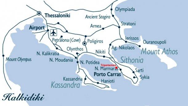 Ghid De Vacanță In Neos Marmaras Sithonia Halkidiki Cazare