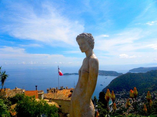 Eze Un Mic Paradis Pe Coasta De Azur Vacante Calatorim Ro